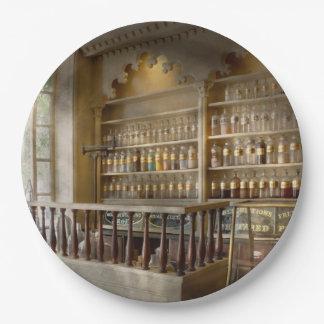 Pharmacy - The corner pharmacy Paper Plate