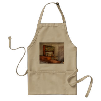 Pharmacy - The herbalist Adult Apron