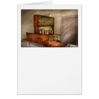 Pharmacy - The herbalist Card