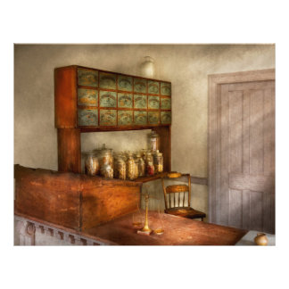 "Pharmacy - The herbalist 8.5"" X 11"" Flyer"