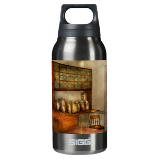 Pharmacy - The herbalist Insulated Water Bottle
