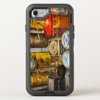 Pharmacy - The pain king OtterBox Defender iPhone 7 Case