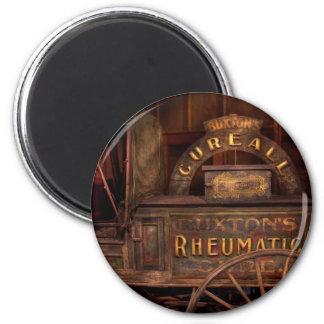 Pharmacy - The Rheumatic Cure wagon Magnet