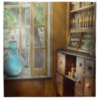Pharmacy - The show globe Napkin