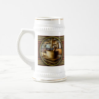 Pharmacy - The source of my headache Beer Stein