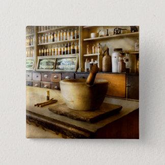 Pharmacy - The source of my headache Pinback Button