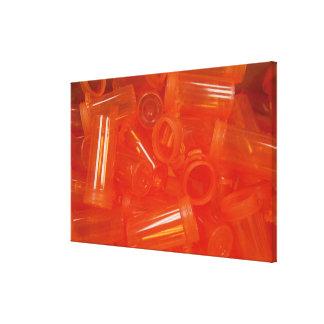 Pharmacy tools, pills, medication 2 canvas print
