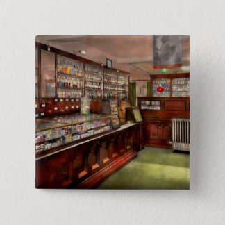 Pharmacy - We have the solution 1934 Button