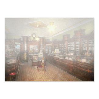 Pharmacy - Weller's Pharmacy 1915 Card
