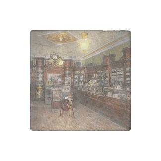 Pharmacy - Weller's Pharmacy 1915 Stone Magnet