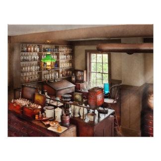 Pharmacy - Where I make medicine Full Color Flyer