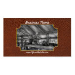 Pharmacy - WWII - Station hospital lab Business Card Templates