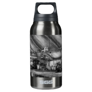 Pharmacy - WWII - Station hospital lab Insulated Water Bottle