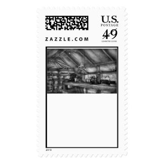 Pharmacy - WWII - Station hospital lab Stamps