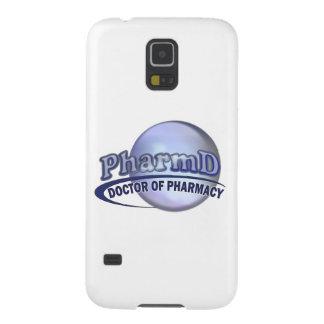 PharmD  BLUE LOGO -  DOCTOR OF PHARMACY Galaxy S5 Cover