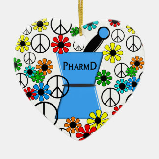 PharmD iPhone and Electronics Cases Ceramic Ornament