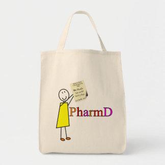 PharmD Pharmacy Student Gifts Tote Bag