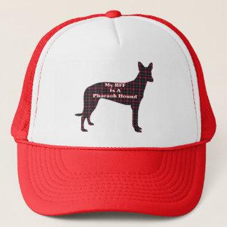 Pharoah Hound BFF Gifts Trucker Hat