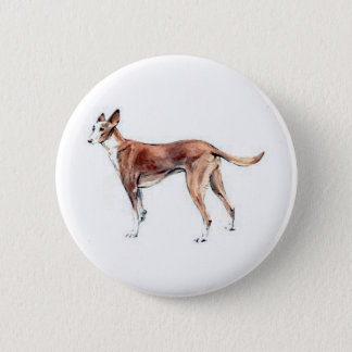 Pharoah Hound Pinback Button