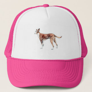 Pharoah Hound Trucker Hat
