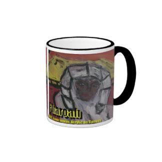 pharoah  ringer mug