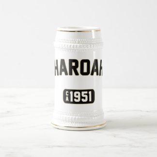 Pharoahs 1951 Beer Stein 18 Oz Beer Stein