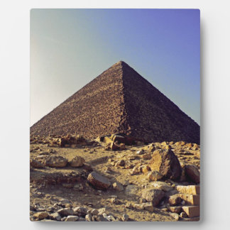 Pharoahs Pyramid Plaque