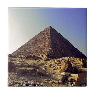 Pharoahs Pyramid Tile