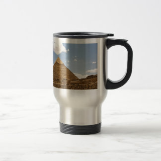 Pharoahs Pyramid Travel Mug