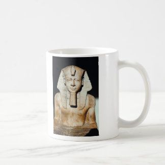 Pharoh Seti Classic White Coffee Mug