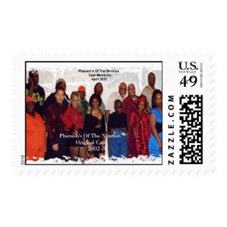 pharohcastoffician, Pharaoh's Of The Nineties O... Stamp