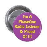 PhaseOne Radio Listener Button