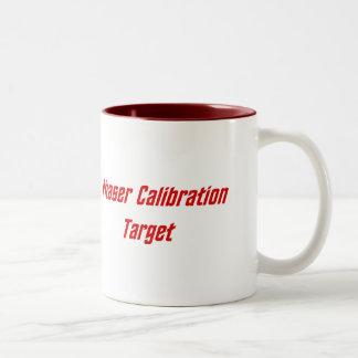 Phaser Calibration Target Two-Tone Coffee Mug