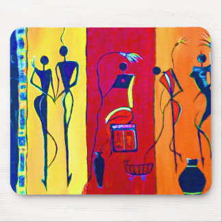 Phases of life mouse pad