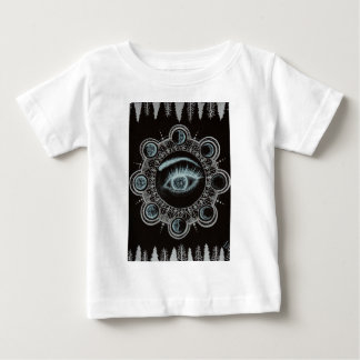 Phases of the Moon Eye.jpg Baby T-Shirt