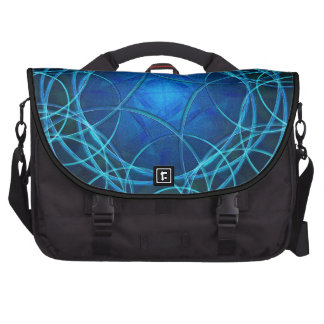 Phases of the Moon Laptop Computer Bag