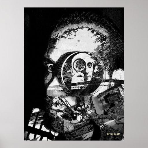 phasis del terminal de la esquizofrenia posters