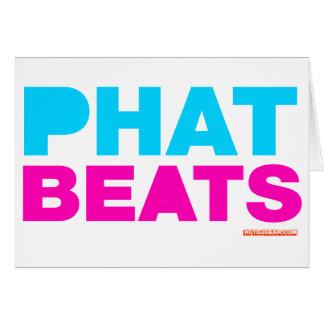 Phat Beats Cards