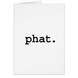 phat card
