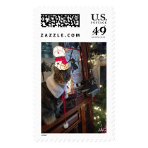 Phat Cat & BOM Holiday Stamp