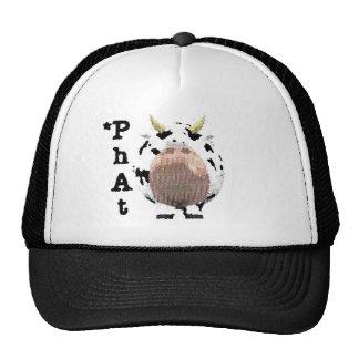 phat cow trucker hat