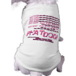 PHAT DOG! TV Series Theme Song Doggie Tee