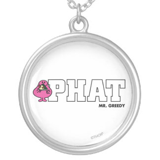 PHAT SILVER PLATED NECKLACE