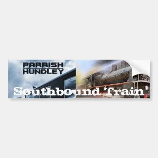 PHB Southbound Train Bumper Sticker