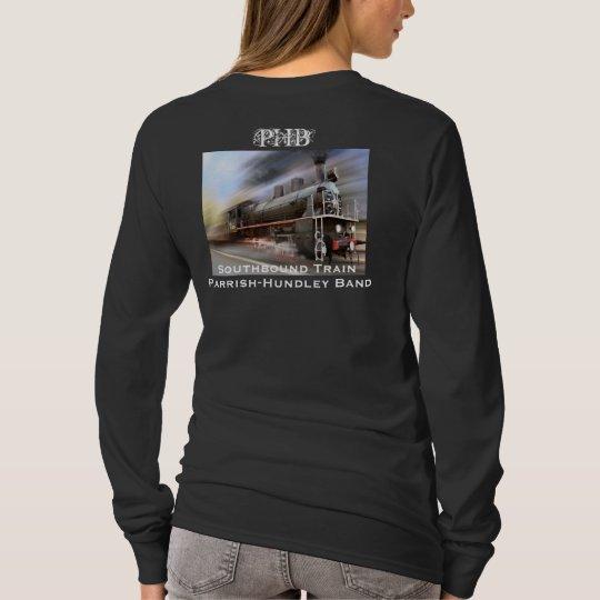 PHB Southbound Train Ladies Long Sleeve T-Shirt