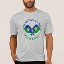 PHC Pickleball Mens Sport-Tek CompetitorTee silver T-Shirt