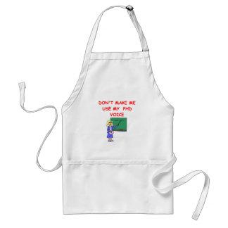 phd adult apron