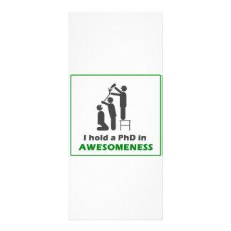 PhD en Awesomeness Lonas Publicitarias