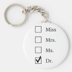 Phd Gifts For Women Keychain at Zazzle