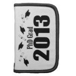 PhD Grad 2013 Caps And Diplomas (Black) Folio Planners